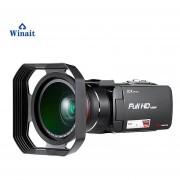 HDV Z82 full hd 1080 p cámara de video digital con constante disparo 10x zoom óptico videocámara digital 120x zoom digital LANG