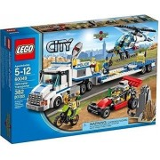 LEGO City 60049 Helicopter Transporter Set New in Box Sealed. 382pcs