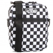Мъжка чантичка VANS - Street Ready II VN0A4BH156M1 Black/White Checkerboard