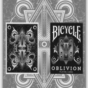 1st Run Bicycle Oblivion Deck (White)