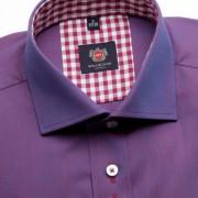 Bărbați cămașă slim fit Willsoor Londra 2157
