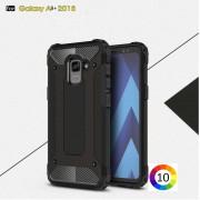 Samsung Galaxy A8+ 2018 / A8 Plus Удароустойчив Калъф 2 и Протектор