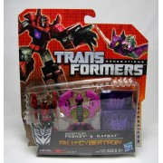 Frenzy & Ratbat - Fall Of Cybertron - Transformers Generations