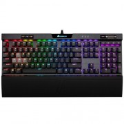 KBD, Corsair K70 RGB RAPIDFIRE MK.2 Low Profile, Gaming, Mechanical, Cherry MX Low Profile Speed (CH-9109018-NA)