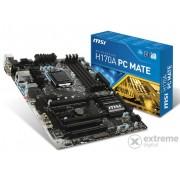 Placă de bază MSI H170A PC MATE Intel H170 LGA1151 ATX