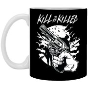 Zombie Shooter - 11 oz. White Mug - 362