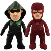 DC TV Dynamic Duo Flash and Arrow