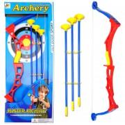 Juguete De Disparo De Arco Y Flecha 360DSC 958 - Multicolor
