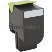 Lexmark 80C2SK0 - zwart