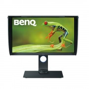 """BenQ SW271 Monitor LED 27"""" 16:9 4K IPS Gri"""