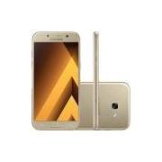 Smartphone Samsung Galaxy A5 Dual Chip Android 6.0 Tela 5,2 Octa-Core 1.9GHz 64GB 4G Câmera 16MP - Dourado