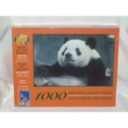 SURE-LOX Bears of the World Panda Bear Jigsaw Puzzle - 1000 pieces