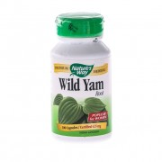 Wild Yam 425mg - Nature's Way