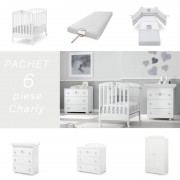 Pachet 6 Piese Colectia Charly