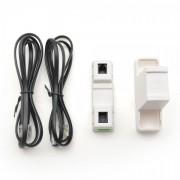 Sonde de température pour tuyau / réservoir 1m de câble - SECURE