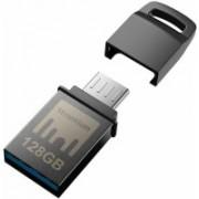 Strontium Nitro OTG USB 3.1 128 GB Pen Drive(Grey)