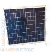 Pannello Solare Policristallino 60W AR-6012P 18V 670x650mm