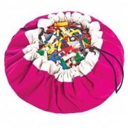 Play&Go speelgoed opbergzak Fuchsia
