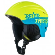 RELAX TWISTER Dětská lyžařská helma RH18V XS