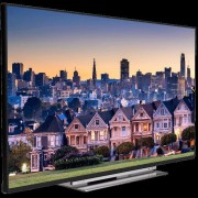 "Toshiba 55UL5A63DG LED TV 55"", Ultra HD, SMART, DVB-T2/C/S2, black/silver, Onkyo sound, Plate stand"
