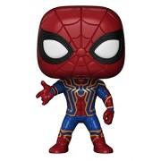 Funko Marvel Avengers Infinity War Iron Spider Man Funko Pop Bobble Head Action Figure