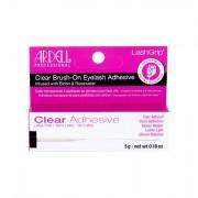 Ardell LashGrip Clear Adhesive Brush-On bezlatexové čiré lepidlo se štětečkem 5 g pro ženy