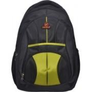 ARB Bags TURBO DUAL 35 L Laptop Backpack(Green, Black)