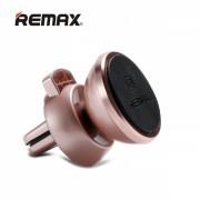 Suport auto universal magnetic REMAX RM-C19 grila ventilatie, rose