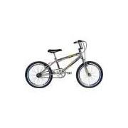 Bicicleta Verden Infantil Trust Cromo Aro 20 Azul
