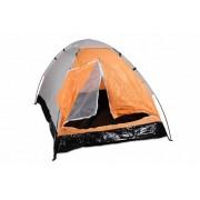 Automatyczny namiot iglo 2-osobowy turystyczny camping pomarańczowy