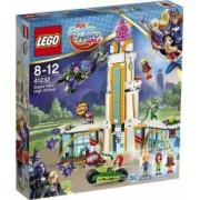 LEGO DC - SUPER HERO GIRLS ACADEMIA SUPER EROILOR 41232