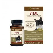 Wapiti Labs Vital Formula Cat Supplement, 0.53-oz bottle