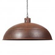 Maisons du Monde Lámpara de techo de metal efecto oxidado Diám. 82 cm SÉRAPHIN