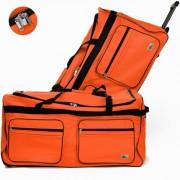 Cross100L pojízdná cestovní taška DEU895 oranžová