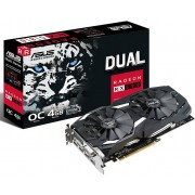 Asus Radeon RX 580 8GB Dual-fan OC Edition GDDR5 256-bit Graphics Card