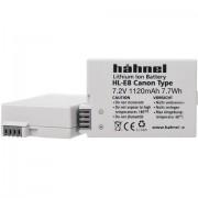 Batteria ricaricabile fotocamera Hähnel sostituisce la batteria originale LP-E8