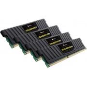 Memorii Corsair Vengeance LP DDR3, 4x8GB, 1600MHz
