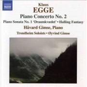 K. Egge - Piano Concerto No.2 (0747313283422) (1 CD)