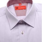 Bărbați cămașă slim fit Willsoor 1601