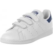 Adidas Stan Smith CF Zapatillas para Hombre, Color Footwear White/Footwear White/Collegiate Royal, 10.5