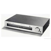 Blue City Luxman T-2 Solid State AM/FM Stereo Tuner Svart/Silver