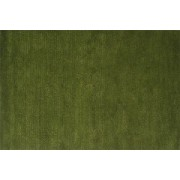 Vlněný koberec Twist green, 200x300 cm