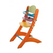 Geuther Chaise haute Swing - Bunt