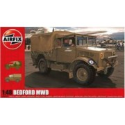 Kit automodele Airfix 3313 Masina Bedford MWD Light Truck Scara 1 48