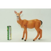 Generic Red Deer Cow Simulation Model Animals Kids Toys