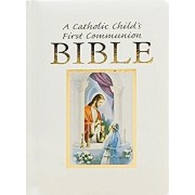 Catholic Child's Traditions First Communion Gift Bible, Hardcover/Ruth Hannon