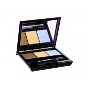 Shiseido Luminizing Satin Eye Color Trio 3 g sjenilo za oči GD804 W