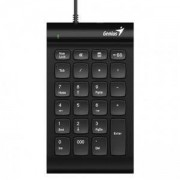 Клавиатура GENIUS NUMPAD i130 (цифрова) USB Black, 31300003400