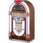 Ricatech RR2100 bruine Classic LED Jukebox