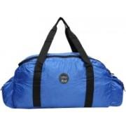 Gear (Expandable) METRO FOLDABLE DUFFELL Travel Duffel Bag(Blue)